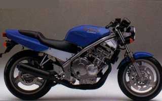 Мотоцикл BB1 (1991): технические характеристики, фото, видео