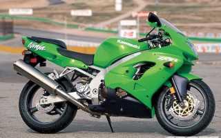 Мотоцикл ZX-9R Ninja 1998: технические характеристики, фото, видео