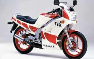 Мотоцикл TZR125RR Belgarda (1994): технические характеристики, фото, видео