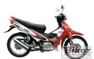 Мотоцикл Smart 125 (2009): технические характеристики, фото, видео