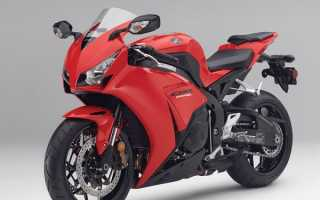 Мотоцикл CBR1000RR Fireblade (2012): технические характеристики, фото, видео