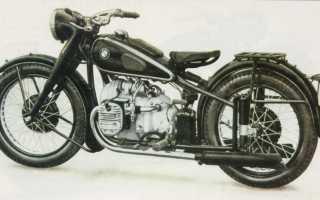 Мотоцикл R61 (1938): технические характеристики, фото, видео