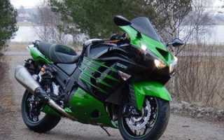 Мотоцикл ZZR1400: технические характеристики, фото, видео