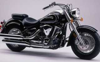 Мотоцикл XVZ1600 Road Star Midnight (2002): технические характеристики, фото, видео