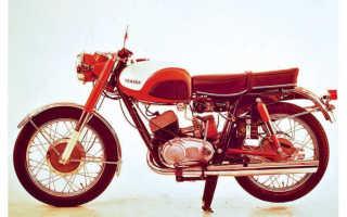 Мотоцикл T250R (1971): технические характеристики, фото, видео
