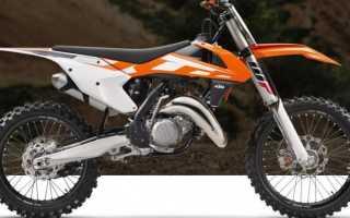 Мотоцикл 150SX (2011): технические характеристики, фото, видео