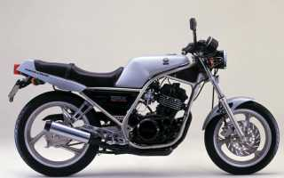 Мотоцикл SRX250F (1984): технические характеристики, фото, видео