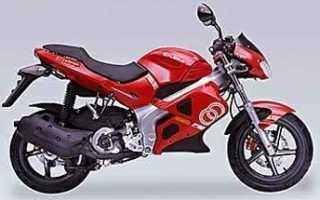 Мотоцикл DNA 125 (2000): технические характеристики, фото, видео