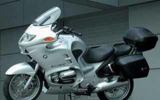 Мотоцикл R850RT (1996): технические характеристики, фото, видео