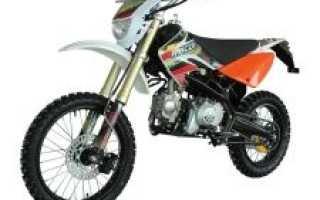 Мотоцикл RMC-E 125 DD Sport (2010): технические характеристики, фото, видео