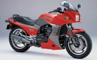 Мотоцикл GPZ 900 R 1992: технические характеристики, фото, видео