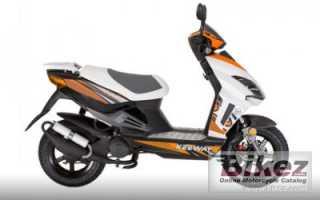 Мотоцикл Matrix 125 (2009): технические характеристики, фото, видео