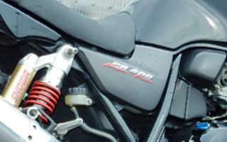 Мотоцикл CB 400 Super Four 1996 (Japan): технические характеристики, фото, видео