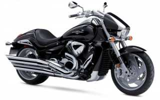 Мотоцикл VZR1800N (Boulevard M109R2) (2008): технические характеристики, фото, видео