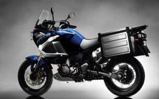 Мотоцикл XT1200Z Super Tenere: технические характеристики, фото, видео
