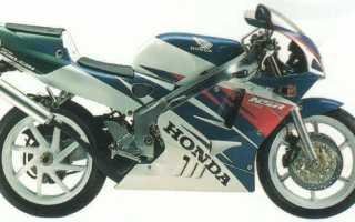 Мотоцикл NSR250SE (MC28) (1994): технические характеристики, фото, видео