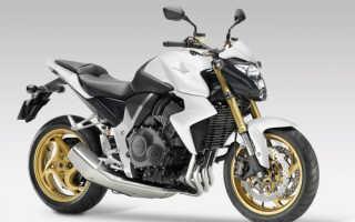Мотоцикл CB1000R: технические характеристики, фото, видео