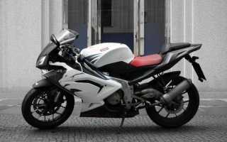 Мотоцикл RS125 Extrema (1992): технические характеристики, фото, видео