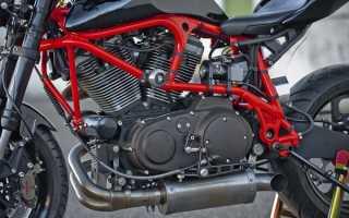 Мотоцикл S1 Lightning (1996): технические характеристики, фото, видео
