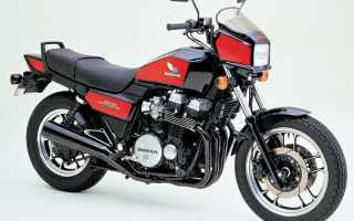Мотоцикл CBX750 Horizon (1983): технические характеристики, фото, видео