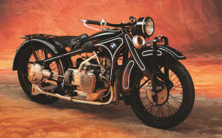 Обзор и технические характеристики мотоциклов BMW