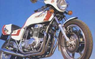 Мотоцикл CB750 Seeley (1978): технические характеристики, фото, видео