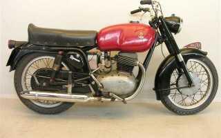 Мотоцикл 300 Extra (1964): технические характеристики, фото, видео