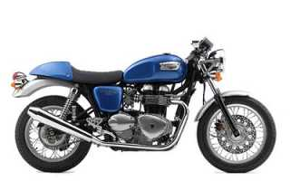 Мотоцикл Thruxton (2008): технические характеристики, фото, видео