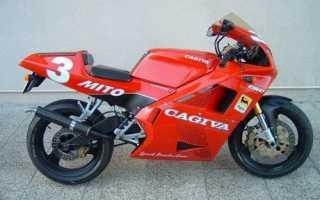 Мотоцикл Mito II John Kocinski Replica (1994): технические характеристики, фото, видео
