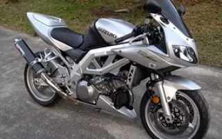 Мотоцикл SV1000SZ (2006): технические характеристики, фото, видео
