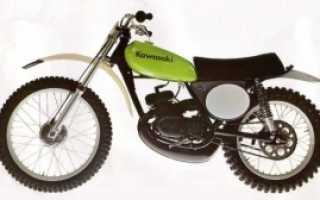 Мотоцикл KDX125SR: технические характеристики, фото, видео