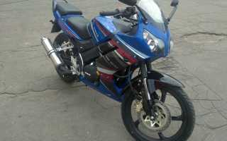 Мотоцикл SB 200: технические характеристики, фото, видео