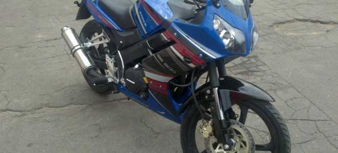 Мотоцикл Elegan 200 (2011): технические характеристики, фото, видео