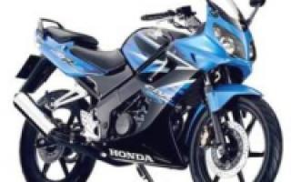 Мотоцикл CBR150R (2000): технические характеристики, фото, видео
