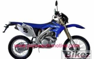 Мотоцикл Falcon 450 Cross (2011): технические характеристики, фото, видео
