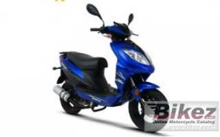 Мотоцикл Stealth Naked 4T (2009): технические характеристики, фото, видео