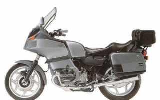 Мотоцикл R100RT Classic (1995): технические характеристики, фото, видео