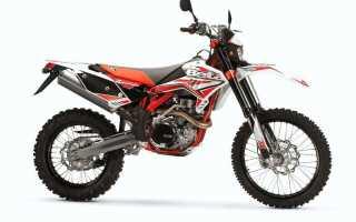 Мотоцикл RS450 (2012): технические характеристики, фото, видео