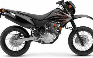 Мотоцикл CRF230M (2009): технические характеристики, фото, видео