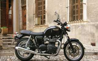 Мотоцикл Bonneville Sixty8 Range The Aftermath (2007): технические характеристики, фото, видео