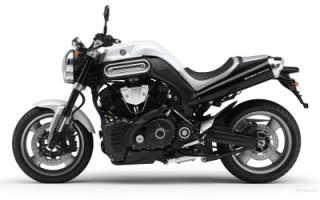 Мотоцикл MT-01 SP Limited Edition (2009): технические характеристики, фото, видео