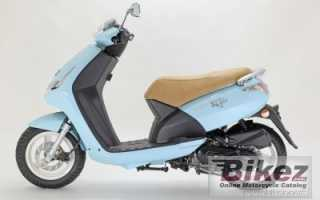Мотоцикл Vivacity Sixties (2010): технические характеристики, фото, видео