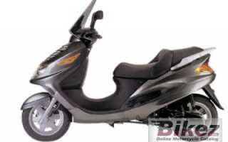 Мотоцикл JetSet 150 (2008): технические характеристики, фото, видео