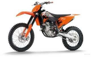 Мотоцикл 250SX (2011): технические характеристики, фото, видео