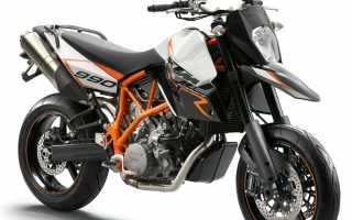 Мотоцикл 990 Supermoto (2011): технические характеристики, фото, видео