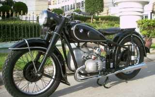 Мотоцикл R67 (1951): технические характеристики, фото, видео