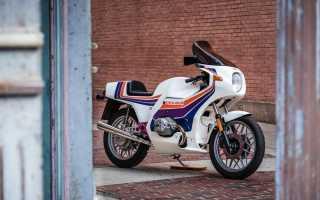 Мотоцикл Krauser MKM1000 (1980): технические характеристики, фото, видео