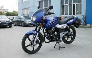 Мотоцикл 125RT Striker (2008): технические характеристики, фото, видео