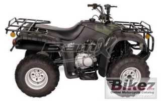 Мотоцикл BX250-U Back Country (2012): технические характеристики, фото, видео