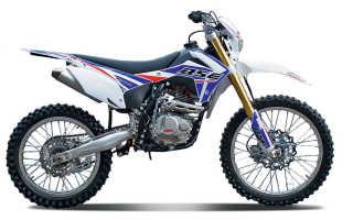 Мотоцикл X3M Enduro 125 (2010): технические характеристики, фото, видео